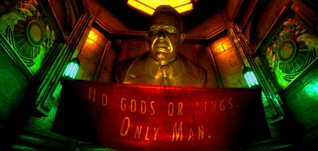 BioShock 2 is politics
