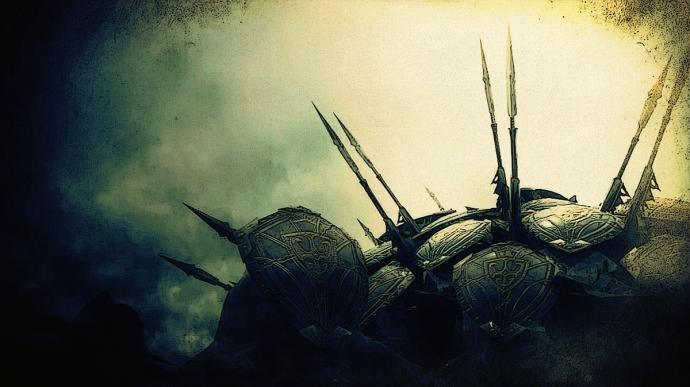 Demons souls and worldbuilding phalanx