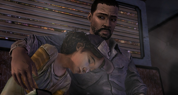 Framing Identity - or: How Can I Be Both Lee and Clementine