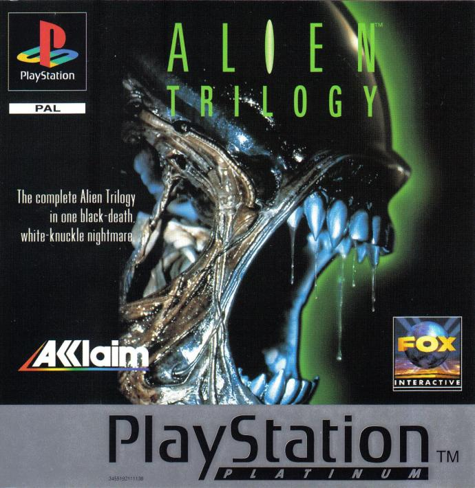 Thoughts on some covers - Alien Trilogy
