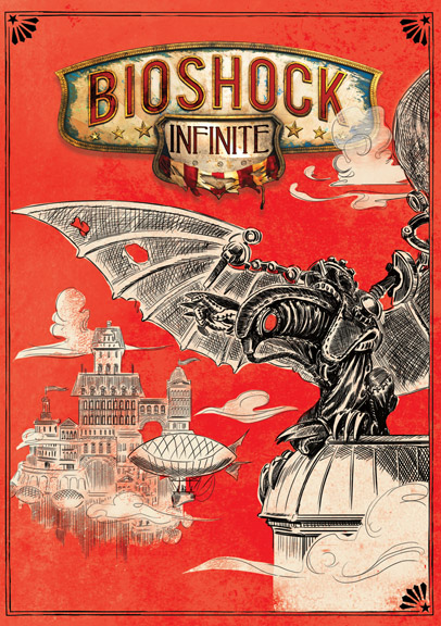 Thoughts on some covers - Bioshock Infinite