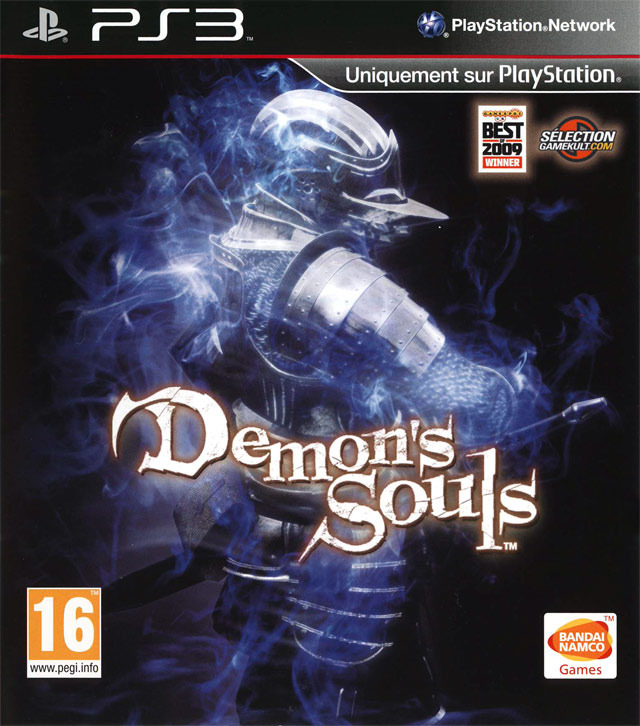 Thoughts on some covers - Demon's Souls