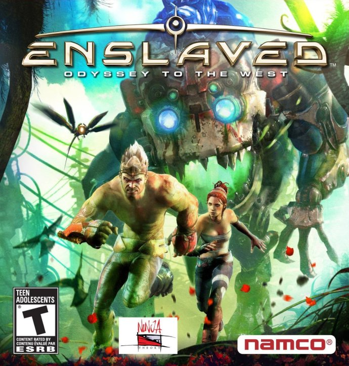 Thoughts on some covers - Enslaved: Odyssey to the West