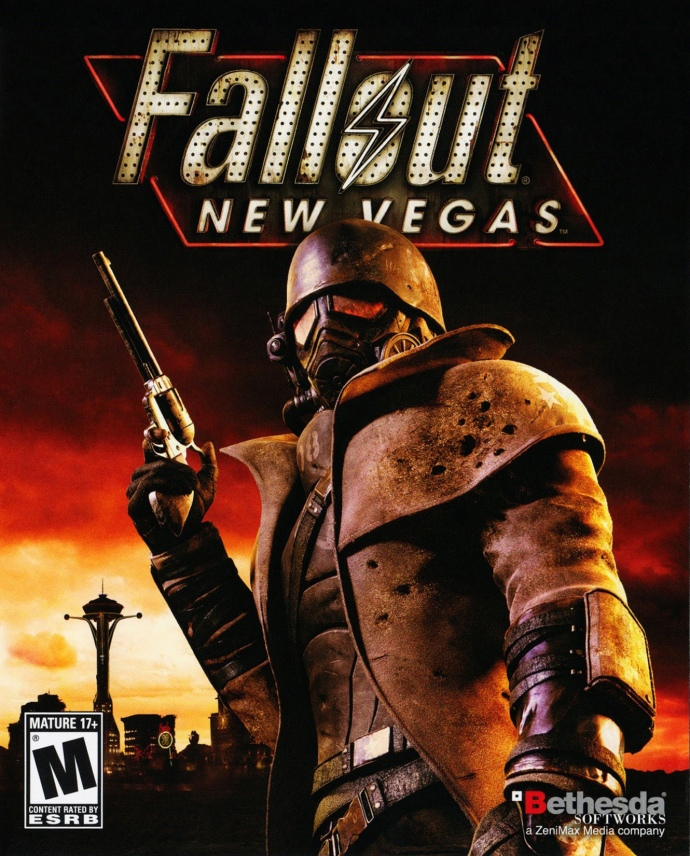 Thoughts on some covers - Fallout New Vegas