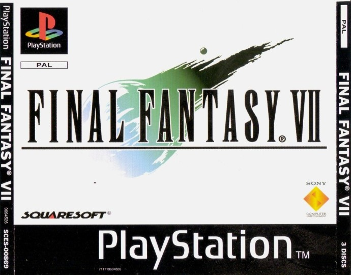 Thoughts on some covers - Final Fantasy VII