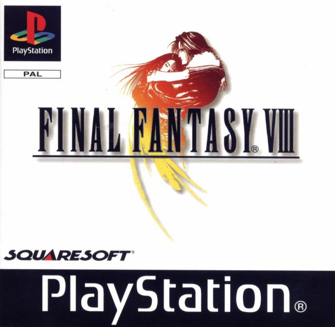Thoughts on some covers - Final Fantasy VIII