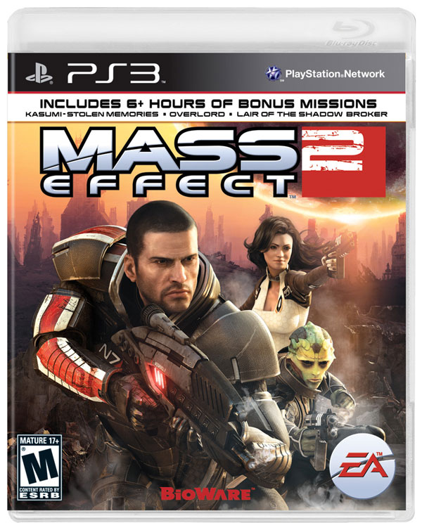 Thoughts on some covers - Mass Effect 2