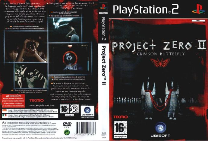 Thoughts on some covers - Project Zero 2