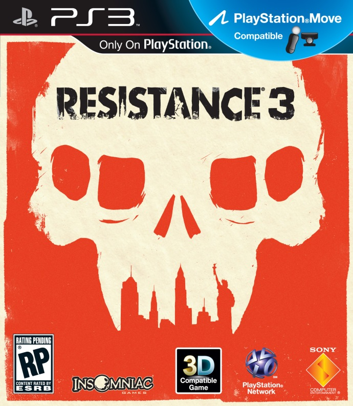 Thoughts on some covers - Resistance 3