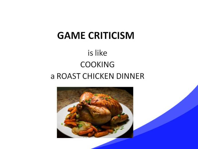 Game Criticism Cooking Slide3